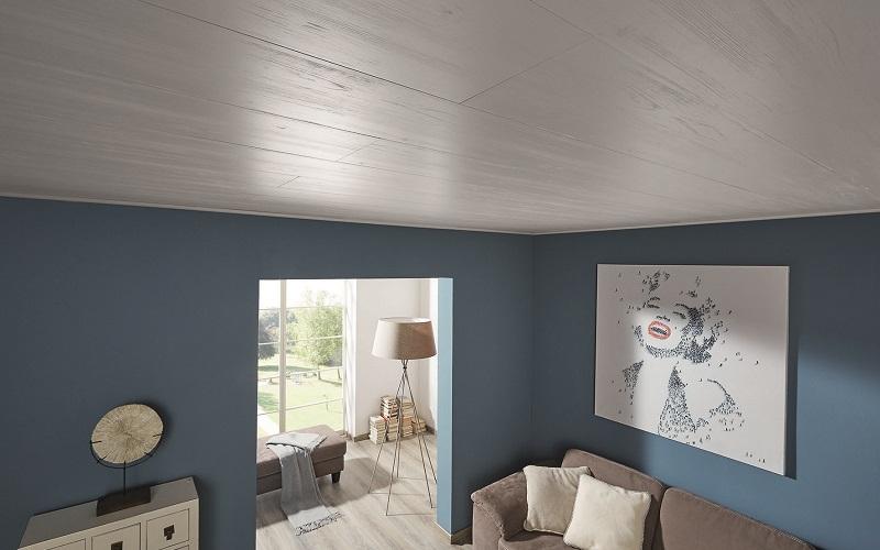 Pohjolan mänty MDF seinä- ja kattopaneeli 10x262x2600 mm sarjasta Design Collection