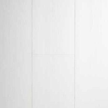 Struktuuri valkoinen MDF seinä- ja kattopaneeli 10x262x2600 mm sarjasta Design Collection