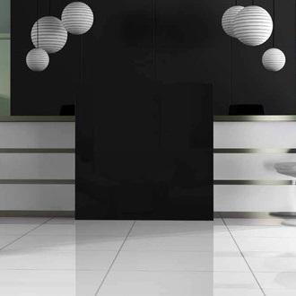 Solid Crystal White 60x60 cm lattialaatat