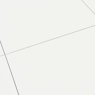 Lattialaatat Solid Crystal White